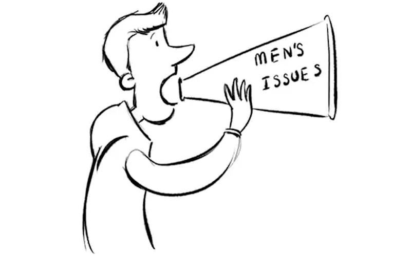 International Men's Day is on the 19th of November every year - Jacqui Clark