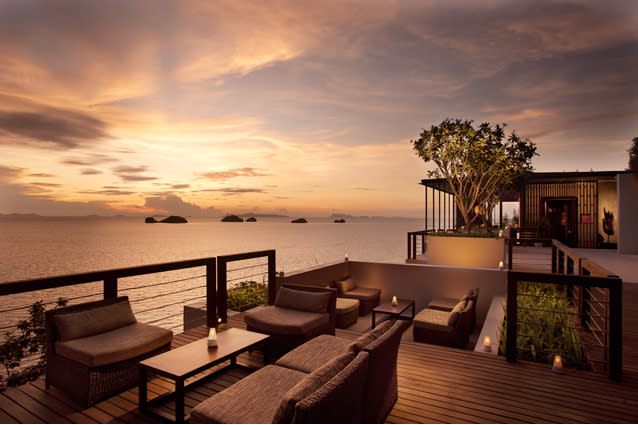 Conrad Koh Samui Resort and Spa, Thailand - CNT tip: Don't miss a meal at the hotel's Jahn restaurant, where celebrated chef Joe Diaz will use only organic ingredients to prepare traditional Thai dishes. Conrad Koh Samui, 49/8-9 Moo 4, Hillcrest Road, Koh Samui, Thailand (+ 66 0 7791 5888,www.conradkohsamui.com)