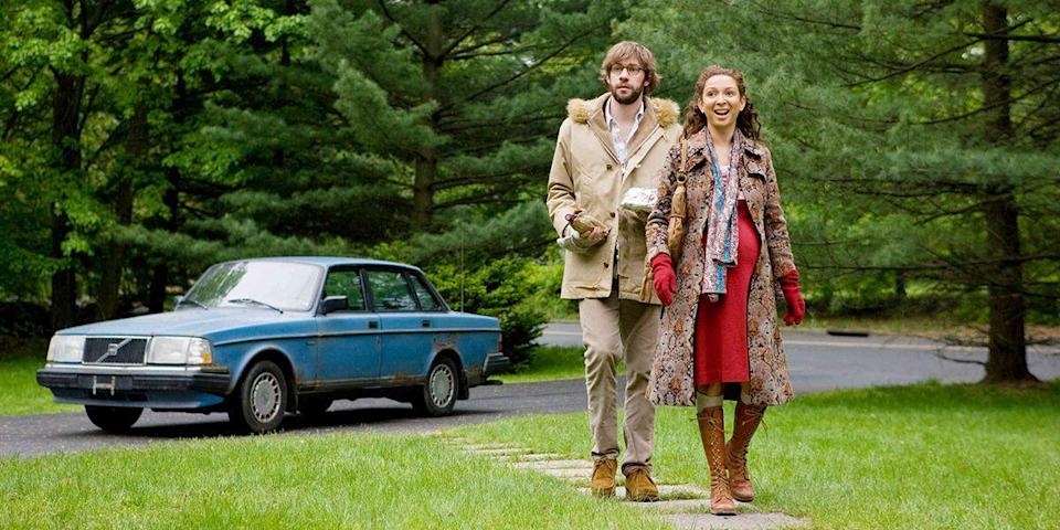 "<p>Welcome to coupledom—the act of falling in love, making babies and laying down roots—explored road-trip-style in this Sam Mendes odyssey, starring John Krasinski and Maya Rudolph. <a class=""link rapid-noclick-resp"" href=""https://www.amazon.com/dp/B002L28CM8?tag=syn-yahoo-20&ascsubtag=%5Bartid%7C10056.g.6498%5Bsrc%7Cyahoo-us"" rel=""nofollow noopener"" target=""_blank"" data-ylk=""slk:Watch Now"">Watch Now</a></p>"