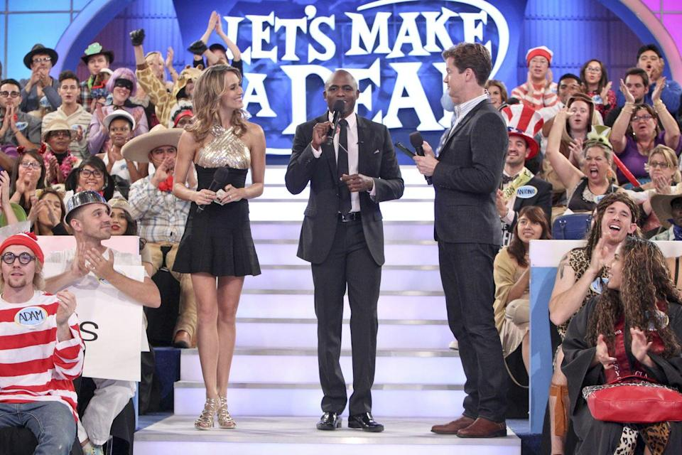 <p>In 2009, CBS revived the game show in daytime with Wayne Brady in the hosting role. The actor and comedian was a star of the improve show <em>Whose Line Is It Anyway? </em>He also hosted his own daytime talk show. Besides hosting, Brady is also a singer and performer, notably starring in <em>Kinky Boots</em> on Broadway.</p>