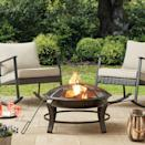 """<p>Not only are fire pits cozy and useful (just think of all the s'mores that await you!), but they also double as gorgeous """"centerpieces"""" for your patio or backyard. There are tons of options on the market right now, ranging in size, shape, and style.</p><p><a class=""""link rapid-noclick-resp"""" href=""""https://go.redirectingat.com?id=74968X1596630&url=https%3A%2F%2Fwww.walmart.com%2Fip%2FMainstays-Owen-Park-28-inch-Round-Wood-Burning-Fire-Pit%2F509439745&sref=https%3A%2F%2Fwww.thepioneerwoman.com%2Fjust-for-fun%2Fg36599700%2Fsummer-party-ideas%2F"""" rel=""""nofollow noopener"""" target=""""_blank"""" data-ylk=""""slk:SHOP FIRE PITS"""">SHOP FIRE PITS</a></p>"""
