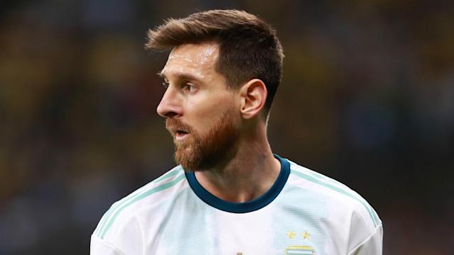 The Barcelona star is currently sidelined through suspension and his national team coach is eagerly awaiting his return