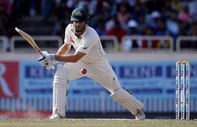 Shaun Marsh frustrated the hosts for four hours - Reuters