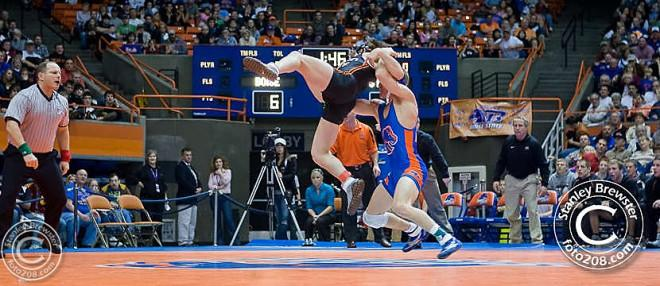 Boise State announced Tuesday that it will no longer offer wrestling as an intercollegiate sport. April 18, 2017 BOISE,