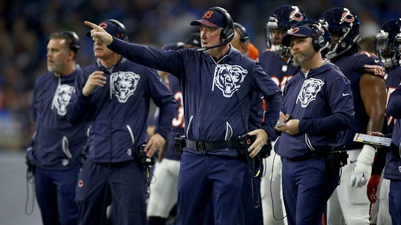 John Fox roasted by Michael Irvin, fans in Bears' ugly loss to Lions