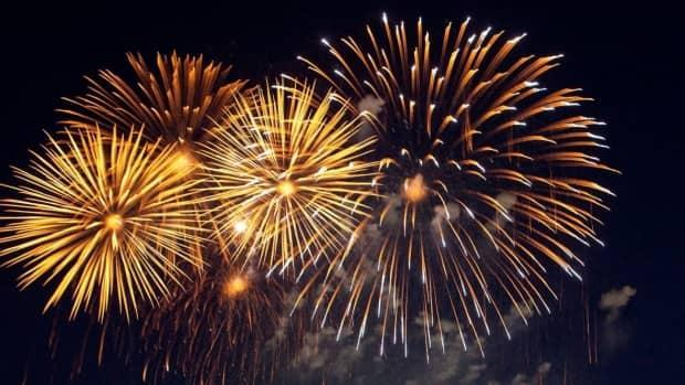 The City of Edmonton's fireworks show will be returning this year, after being cancelled in 2020.  (CBC - image credit)