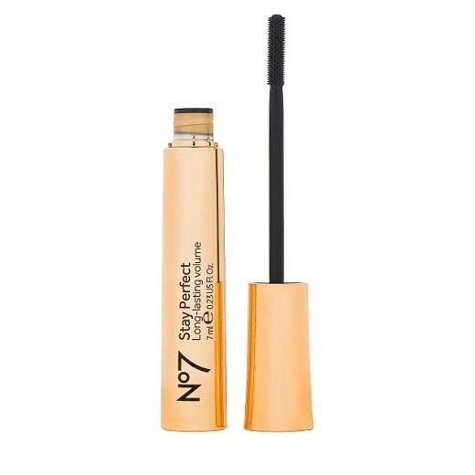 <p>Perfect for long days, this <span>No7 Stay Perfect Mascara </span> ($10) helps you build both length and volume for up to 24 hours. </p>