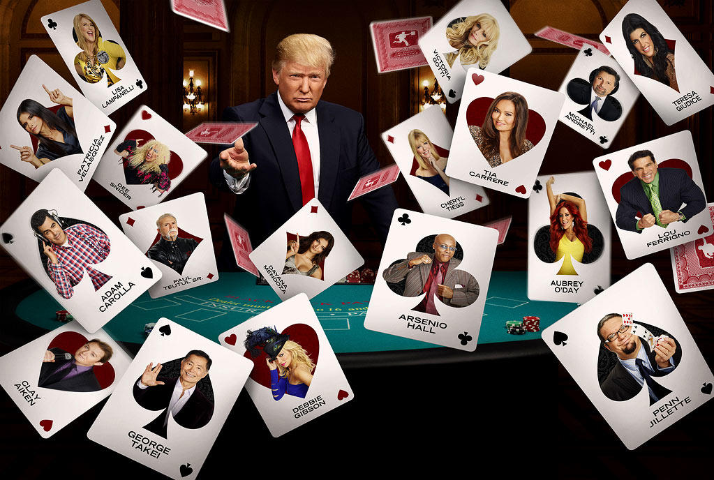<strong>The Celebrity Apprentice</strong> (NBC) – Looking Good