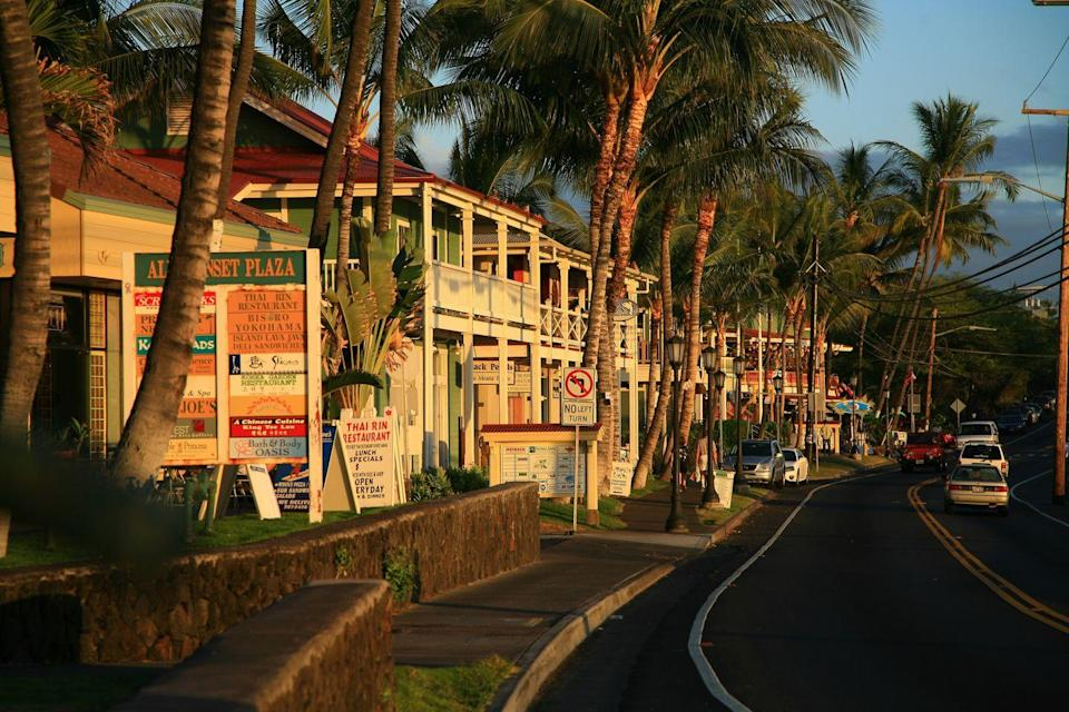 """<p>Finding antiques can be a little tricky in paradise, but the picture-perfect town of Kailua offers plenty. We recommend spending a few hours at <a href=""""http://www.aliiantiques.com/"""" rel=""""nofollow noopener"""" target=""""_blank"""" data-ylk=""""slk:Ali'l Antiques"""" class=""""link rapid-noclick-resp"""">Ali'l Antiques</a> (which is comprised of two stores, Ali'l Antiques I and II), which is nearly overflowing with treasures.</p>"""