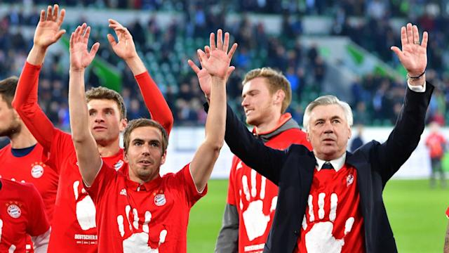 After helping Bayern Munich claim the Bundesliga title, the 33-year-old right-back has reflected on a glittering career for club and country