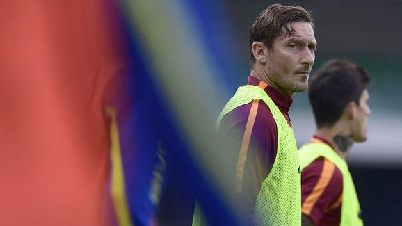 "​Lazio's group of hardcore fans have written an open letter to Roma legend Francesco Totti ahead of what is likely to be his final ever appearance in Serie A football.  The striker will end his 25-year association with Roma at the end of the season and as tributes pour in from around the globe, fierce rivals Lazio were able to put their feelings to one side as they unveiled a banner in tribute to Totti during their home match with Inter Milan on Sunday.  ""Lifetime enemies say goodbye to Totti""..."