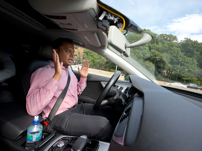 Robots Threaten Jobs From Truck Driver To Wealth Manager And It - Audi car jobs