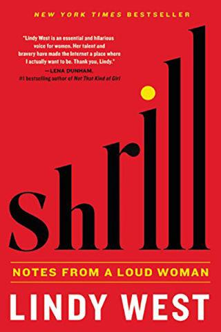 """<p><strong>""""Shrill: Notes From a Loud Woman"""" by Lindy West (Hachette Books), $20, <a rel=""""nofollow"""" href=""""https://www.betterworldbooks.com/shrill-id-0316348406.aspx""""><span>betterworldbooks.com</span></a></strong><strong>.</strong></p><p><span></span>""""As much as Lindy West's <em>Shrill</em> is a compelling meditation on feminism in the world today, it's also a survival guide for any woman who has done something—whether it be tweeting, writing, or commenting—on the internet. West breaks down the inherent pathetic nature of trolls and anonymous commenters in a way that offers wisdom and skin-toughening skills. While misogyny may still run rampant on the web—resulting in West's own departure from Twitter—<em>Shrill</em> taught me a lesson in existing unapologetically, in spite of it all.""""<strong> —Rebecca Deczynski, editorial assistant, @rebeccadecz</strong></p>"""