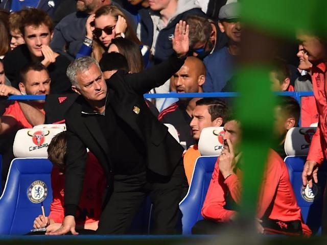 Jose Mourinho frustrated with 'awful' Manchester United draw after Chelsea's late comeback