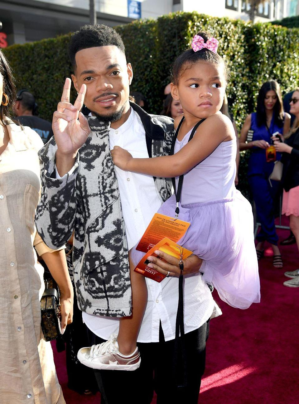 """<p><strong>Children</strong>: Kensli Bennett (4) and Marli Grace Bennett (10 months)</p><p>The rapper and activist has two adorable daughters with his wife Kirsten Corley. Ever the doting dad, he's taken his kids <a href=""""https://www.instagram.com/p/BOs3-bnBM9n/?utm_source=ig_embed"""" rel=""""nofollow noopener"""" target=""""_blank"""" data-ylk=""""slk:to meet the Obamas"""" class=""""link rapid-noclick-resp"""">to meet the Obamas</a> and even <a href=""""https://www.instagram.com/p/Bzva9cEgS29/"""" rel=""""nofollow noopener"""" target=""""_blank"""" data-ylk=""""slk:pose backstage with Beyoncé"""" class=""""link rapid-noclick-resp"""">pose backstage with Beyoncé</a>.</p>"""