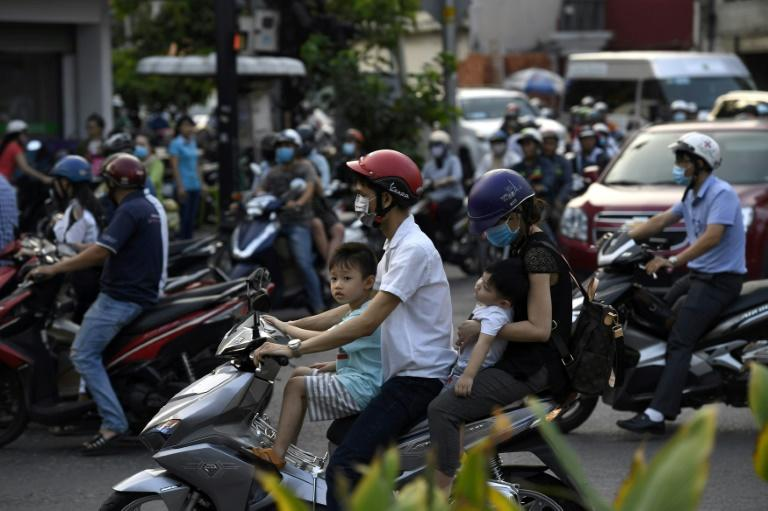 Nguyen has spent the last few months uneasily settling into a city he still calls by its former name Saigon