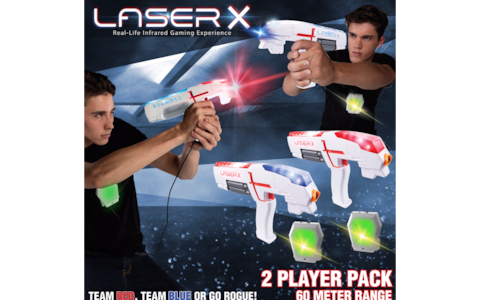 Laser X - 2 Player Pack from Character Options
