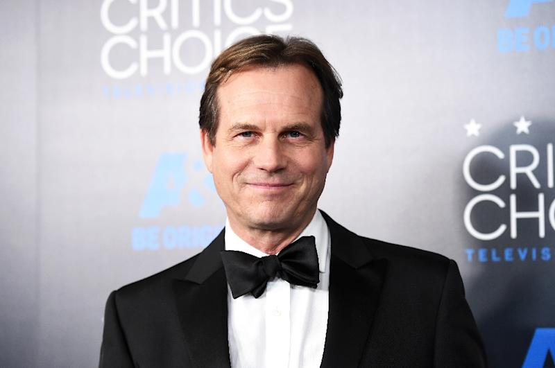 US actor Bill Paxton pictured at the 5th Annual Critics' Choice Television Awards on May 31, 2015, died at the age of 61