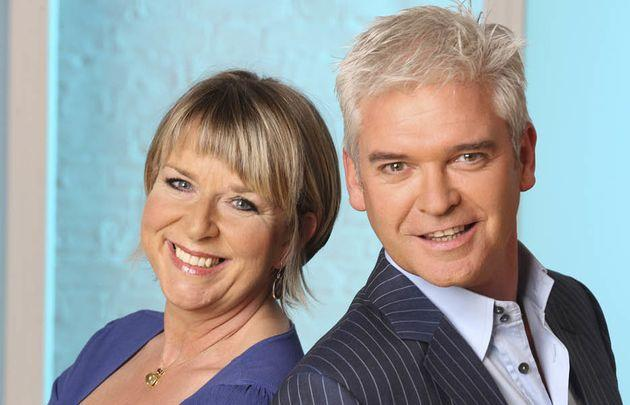 Fern Britton's former agent has stuck the knife into Phillip Schofield