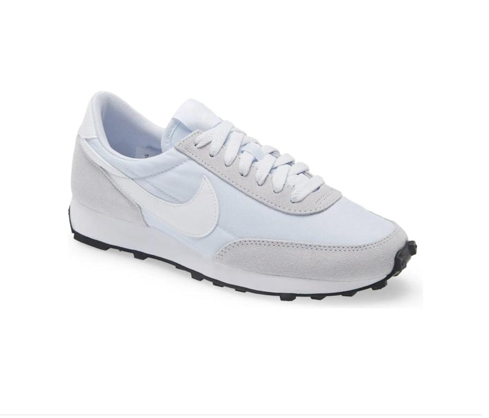 <p>You'll never tire of these <span>Nike Daybreak Sneakers</span> ($90).</p>