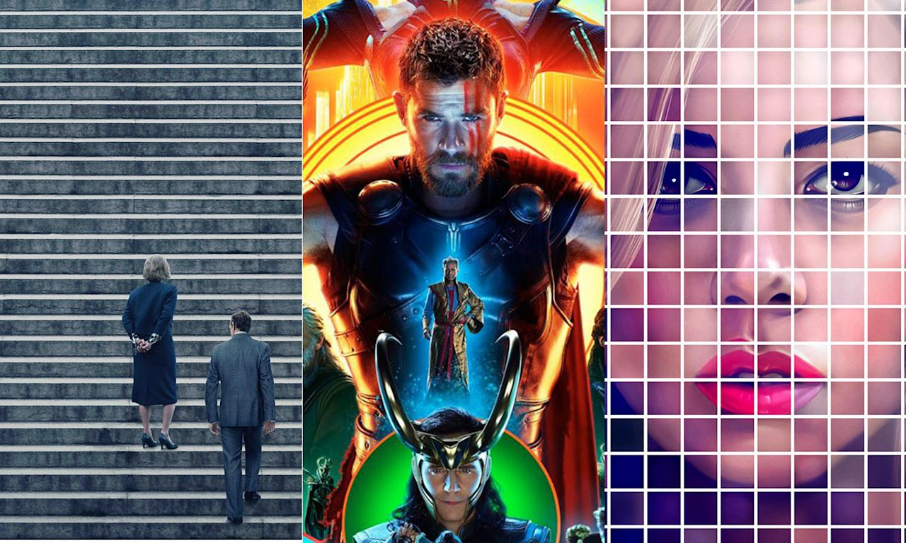 <p>There have been some incredible pieces of marketing art released in 2017. </p>
