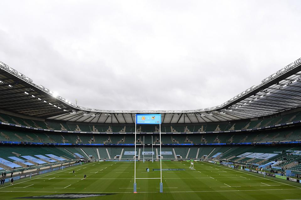 Rugby Union was by far the biggest beneficiary of the package, receiving £135million in support  (Getty Images)