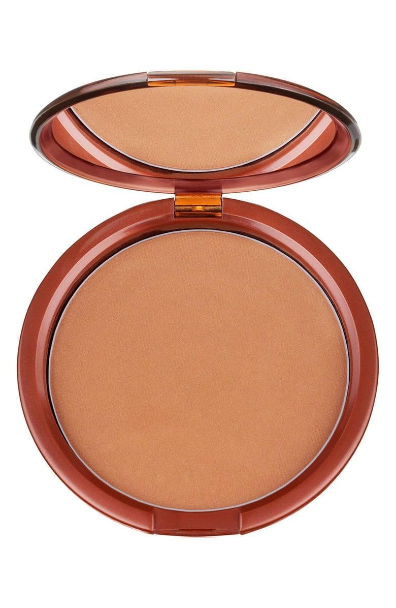 <p>This <span>Estée Lauder Bronze Goddess Powder</span> ($45) has tons of pigment, and isn't too orangey or fake-looking. That's a winner in our book.</p>