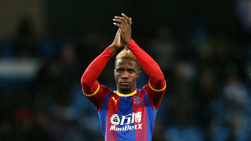 Borussia Dortmund interested in signing Wilfried Zaha from Crystal Palace