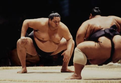 Sumo Japan - Credit: Getty