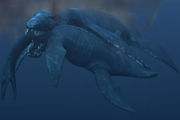 Ancient 'Predator X' Sea Monster Gets Official Name