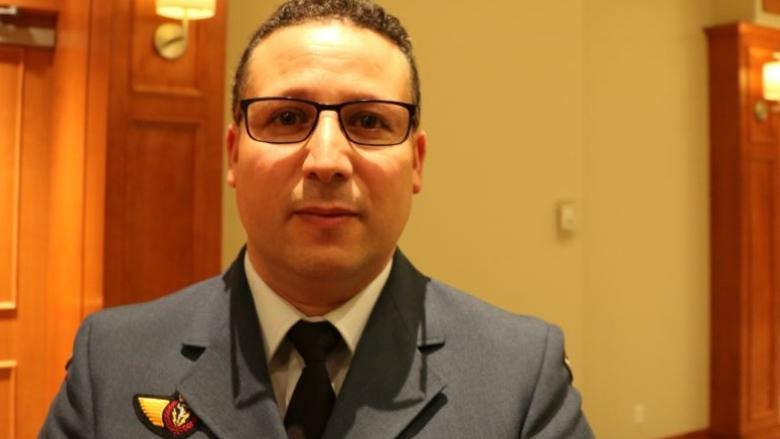 Quebec City man to become Canada's first French-speaking Muslim military chaplain