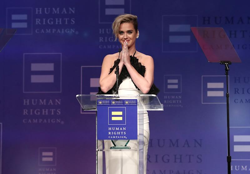 Katy Perry on Going from Jesus Camps to Kissing Girls
