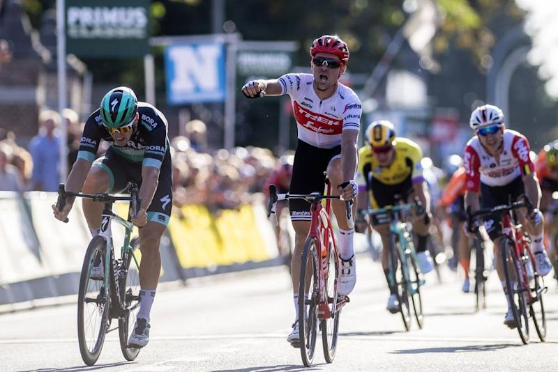 Edward Theuns (Trek-Segafredo) wins the 2019 Primus Classic