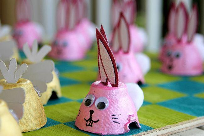 """<p>Yes, delicious Easter dinners and <a href=""""https://www.womansday.com/life/g30764979/adult-easter-egg-hunt-ideas/"""" rel=""""nofollow noopener"""" target=""""_blank"""" data-ylk=""""slk:adventurous egg hunts"""" class=""""link rapid-noclick-resp"""">adventurous egg hunts</a> are typically considered to be the """"main events"""" during Easter Sunday. But that doesn't mean the fun has to stop there. And while the ongoing coronavirus pandemic will certainly alter this year's Easter celebrations and call for some out-of-the-box thinking, there are plenty of <a href=""""https://www.womansday.com/food-recipes/food-drinks/g2234/easter-desserts/"""" rel=""""nofollow noopener"""" target=""""_blank"""" data-ylk=""""slk:Easter treats"""" class=""""link rapid-noclick-resp"""">Easter treats</a>, <a href=""""https://www.womansday.com/life/entertainment/g16643651/easter-movies/"""" rel=""""nofollow noopener"""" target=""""_blank"""" data-ylk=""""slk:Easter movies"""" class=""""link rapid-noclick-resp"""">Easter movies</a>, and hands-on Easter-related activities to help you celebrate safely. And when all else fails these fun, easy <a href=""""https://www.womansday.com/home/crafts-projects/g2876/easter-crafts-for-kids/"""" rel=""""nofollow noopener"""" target=""""_blank"""" data-ylk=""""slk:Easter games for kids"""" class=""""link rapid-noclick-resp"""">Easter games for kids</a> can help keep your little ones entertained.</p><p>Easter games aren't just a great way for youngsters to run off that inevitable sugar high. By encouraging your family or quarantine pod to join in on an Easter-themed game, you're working to create special holiday memories you and your loved ones can carry on even after the pandemic is over. With everything from bean bag tosses, to potato sack races, to Easter egg piñatas, there are plenty of Easter game ideas to help the festivities feel as fun as they are safe. Whether you're feeling crafty enough to put together a DIY activity or would rather buy a pre-made game, these Easter activities will keep kids amused long after they dig up all those eggs hidden in your backyard.</p"""