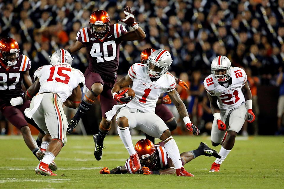 Braxton Miller put his 'spin' on college football five years ago today