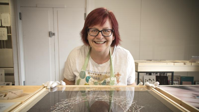 Former doctor unveils jewellery range inspired by DNA