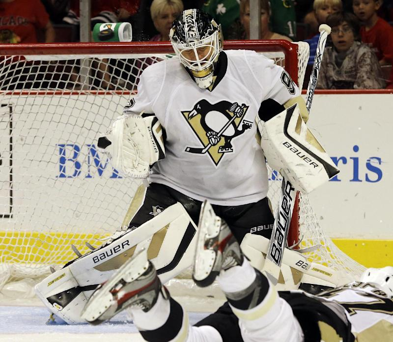 Vokoun has blood clot removed from pelvis