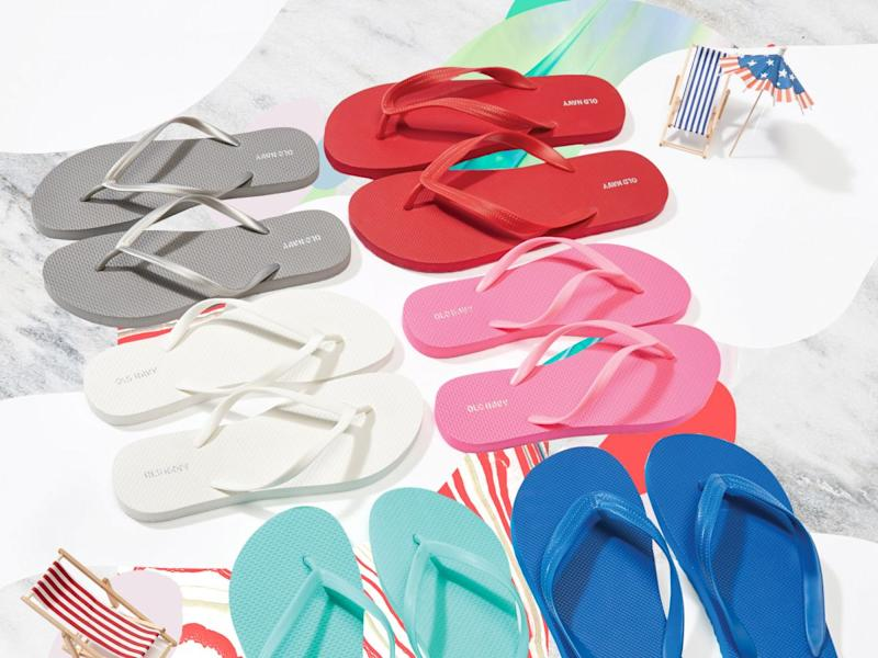 cc6765670 It s Coming! Mark Your Calendar For Old Navy s  1 Flip Flop Sale