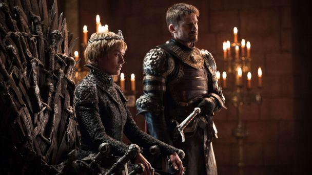 PHOTO: Lena Headey as Cersei Lannister and Nikolaj Coster-Waldau as Jaime Lannister in the 'Game of Thrones.' (Helen Sloan/HBO)