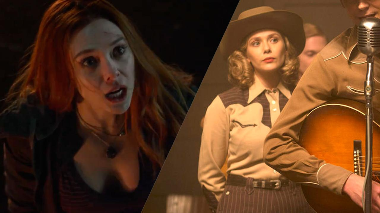 <p>Playing Hank Williams' wife in a fairly thankless role, Elizabeth Olsen must have assumed this musical biopic would challenge for Oscars (the film's pure Oscar-bait), but only ended up being challenged by Williams' grandson – who felt Tom couldn't sing.<br /><br />If only Scarlet Witch could undo this film with her magic powers, just like she does in the comics. </p>
