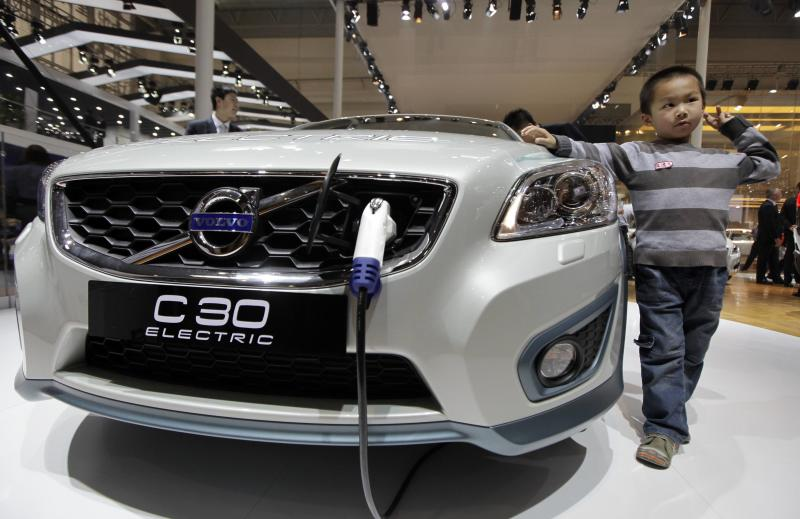 Volvo's First EV To Cost Less Than $40K