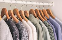"""<p>While Amazon has a wide selection of clothing options on its website—and even more after the acquisition of Shopbop—the retail giant has a lot of <a href=""""https://www.cheatsheet.com/money-career/6-things-never-buy-amazon.html/"""" rel=""""nofollow noopener"""" target=""""_blank"""" data-ylk=""""slk:price discrepancies when it comes to size and color"""" class=""""link rapid-noclick-resp"""">price discrepancies when it comes to size and color</a>, which can cause confusion for the shopper and lead to a bigger price tag.</p>"""