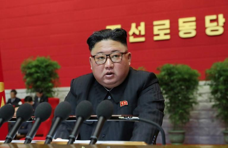 North Korean leader Kim Jong Un said Pyongyang should focus on 'subverting the US'