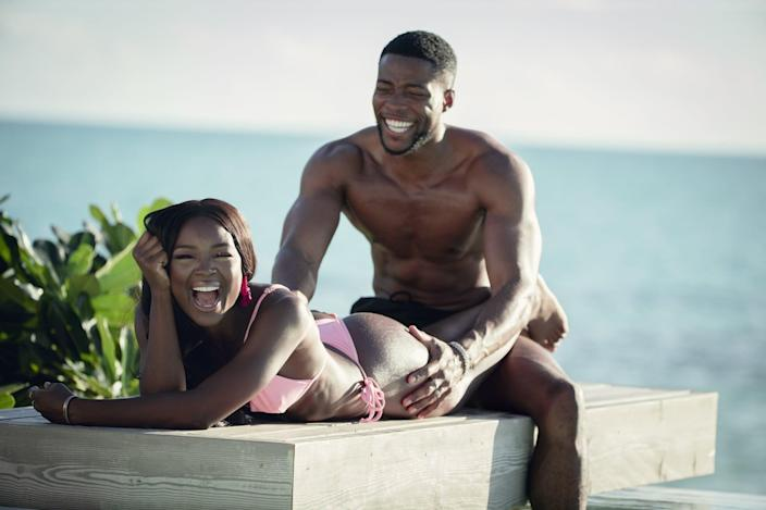 """<p>Get in the summertime mood by watching <strong>Too Hot to Handle</strong>, a reality show set on a beautiful beach paradise, where gorgeous singles meet - and have to commit to giving up sex for a $100,000 grand prize. Season two was just recently released in June.</p> <p><a href=""""https://www.netflix.com/title/80241027"""" class=""""link rapid-noclick-resp"""" rel=""""nofollow noopener"""" target=""""_blank"""" data-ylk=""""slk:Watch Too Hot to Handle on Netflix"""">Watch <strong>Too Hot to Handle</strong> on Netflix</a>.</p>"""