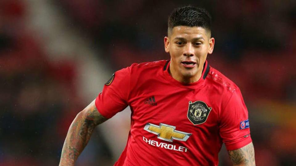 Marcos Rojo | Alex Livesey/Getty Images