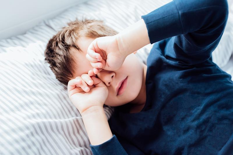 Researchers have defined a new sleep disorder in children, restless sleep disorder. (Click&Boo via Getty Images)
