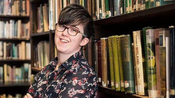 PHOTO: Journalist Lyra McKee is seen in this undated handout picture released April 19, 2019 by the Police Service of Northern Ireland. (Handout/Police Service of Northern Ireland via Reuters)