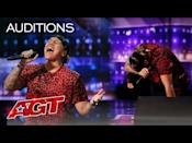 "<p>Warning you now: Celina's rendition of <strong>Shawn Mende</strong><strong>s</strong>'s ""Mercy"" is bound to make you tear up. But more importantly, her take on the popular song displays her unique style and impressive vocal range. Now, she'll get to show <em>AGT </em>viewers even more of her amazing talent.</p><p><a href=""https://www.youtube.com/watch?v=iMwAg9jrUJY"" rel=""nofollow noopener"" target=""_blank"" data-ylk=""slk:See the original post on Youtube"" class=""link rapid-noclick-resp"">See the original post on Youtube</a></p>"