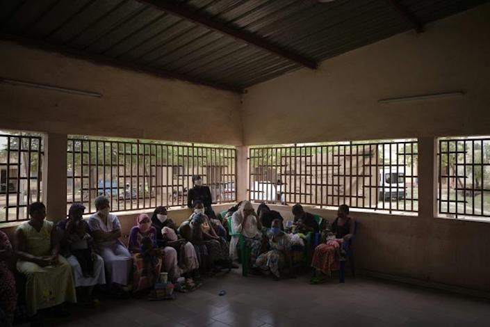 Bolle was set up because of widespread abuse of women in prisons following Mali's 1991 coup d'etat