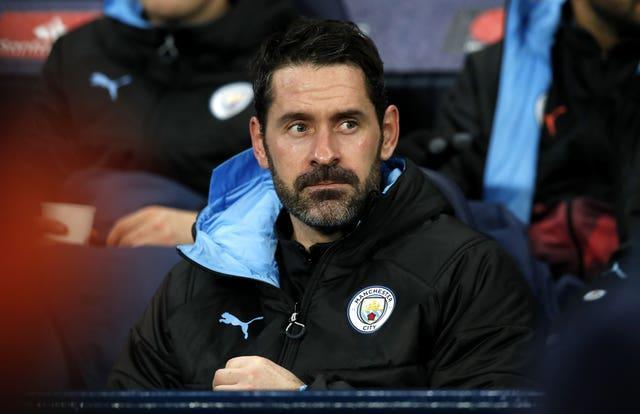 Scott Carson was among three more members of City's men's squad to test positive for coronavirus on Wednesday